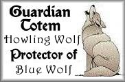 Howling Wolf Guardian